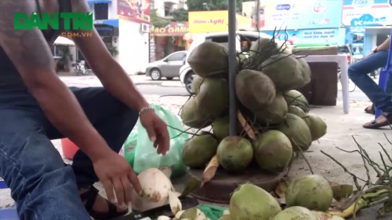 Vạch mặt thuốc kích phọt Trung Quốc làm rau lớn nhanh như thôi