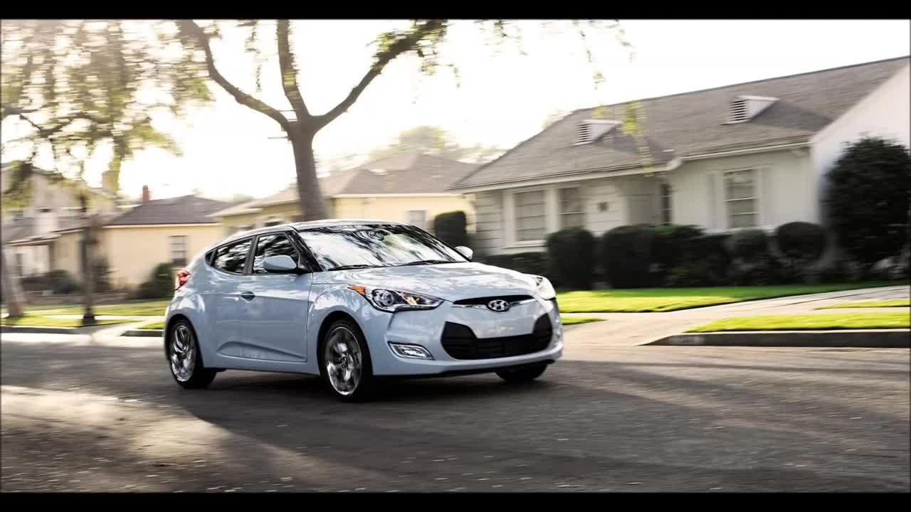 Hyundai Veloster RE: FLEX Edition làm duyên với người Mỹ