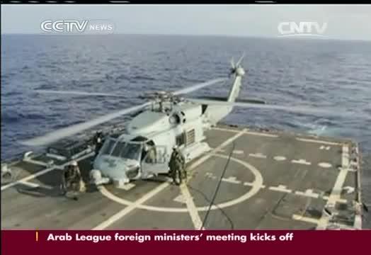 34 máy bay, 40 tàu ráo riết tìm máy bay mất tích của Malaysia