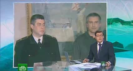 Tư lệnh hải quân Ukraine gia nhập lực lượng thân Nga