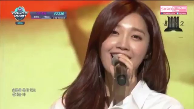 "M! Countdown: ""Hopefully Sky"" - Eunji"
