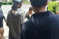 Hai thanh niên vi phạm tốc độ tông thẳng vào CSGT