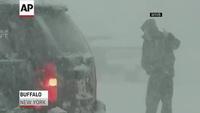 Miền bắc nước Mỹ chìm trong bão tuyết dữ dội, 7 người chết