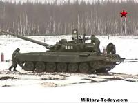 Nga sắp có thêm hàng trăm xe tăng chiến đấu đời mới