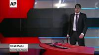 Hà Lan bắt kẻ mang súng giả đột nhập đài truyền hình