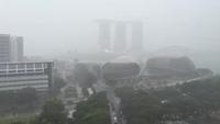 Biển người Singapore đội mưa tiễn đưa cố Thủ tướng Lý Quang Diệu