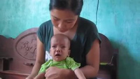 Bé gái 11 tháng tuổi chỉ nặng 4kg vì mắc bệnh tim bẩm sinh phức tạp