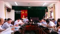 Nóng họp báo vụ học sinh Quang Sơn