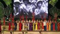 Khai mạc Lễ hội Làng Sen năm 2015  (P3)