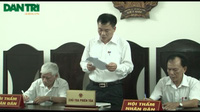Năm căn cứ định tội của Trịnh Ngọc Chung (phần 1)