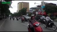 Hà Nội bất ngờ cấm ô tô trên đường Xuân Thủy - Cầu Giấy