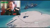 Xây dựng đảo Gạc Ma: Trung Quốc đang mưu tính điều gì?