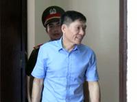 Dương Tự Trọng rời tòa sau khi kết thúc phiên xử (P2)