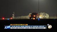 Mỹ: Rơi trực thăng quân sự, 2 phi công bị thương