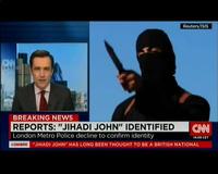 CNN xin lỗi vì nhầm ảnh Tổng thống Putin với đao phủ của IS