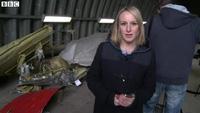 500 thân nhân hành khách đến Hà Lan xem mảnh vỡ MH17