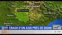 Máy bay Đức chở 148 người rơi ở Pháp, nhiều khả năng không ai sống sót
