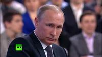 Những câu hỏi đầy thú vị trong cuộc đối thoại với Putin
