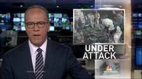 IS đánh bom Lãnh sự quán Mỹ ở Iraq, 3 người chết
