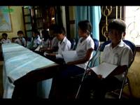 Trao học bổng Grobest đến học sinh nghèo hiếu học