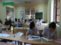 Thầy và trò sẵn sàng cho kì thi THPT quốc gia