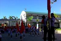 Lễ khai giảng tại các trường TP Huế