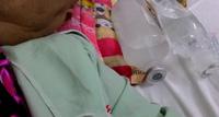 Chị Trần Thị M.L. kể về quá trình dùng thuốc nam trước khi vào bệnh viện