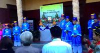 Trung tâm Bảo tồn Di tích Cố đô Huế tưởng niệm Giáo sư Trần Văn Khê