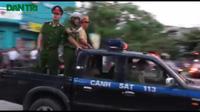 """""""Vỡ trại"""" cai nghiện, khoảng 300 học viên tràn về thành phố Hải Phòng"""