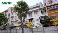 """Trọn ngày trên công trường phố đi bộ Nguyễn Huệ trước giờ """"G"""""""