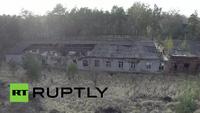 """Khám phá căn cứ quân sự Liên Xô """"giấu mình"""" trong rừng Đức"""