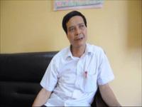 Video PV Dân trí phỏng vấn chính quyền xã và người dân thôn An Thư