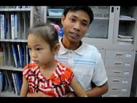 Video lời cám ơn của anh Triệu Sinh Thành