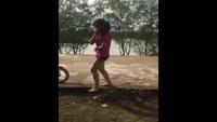Vụ clip nữ sinh đánh nhau: Đang là học sinh THCS
