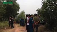 Trực thăng quân sự rơi tại TPHCM, 4 chiến sĩ hy sinh