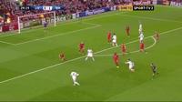 Benzema nhân đôi cách biệt cho Real Madrid trước Liverpool