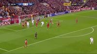 Benzema ấn định thắng lợi 3-0 cho Real Madrid trước Liverpool