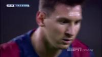 Messi sút phạt tuyệt đẹp, Barca dẫn Sevilla 1-0