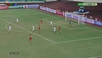 Công Vinh nâng tỷ số lên 2-0 cho Việt Nam trước Lào