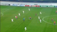 AS Roma 1-1 CSKA Moscow: Totti vẫn chưa chịu già