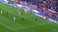 Pedro mở tỉ số cho Barca trước Cordoba