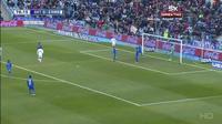 C.Ronaldo hoàn tất cú đúp, Real hạ Getafe 3-0