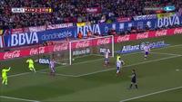 Neymar ấn định thắng lợi 3-2 cho Barca trước Atletico