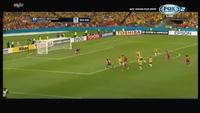 Son Heung-min gỡ hòa 1-1 cho Hàn Quốc trước Australia ở phút 90