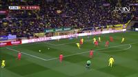 Những khoảnh khắc cặp Neymar-Suarez tỏa sáng tại El Madrigal