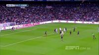Rodriguez nâng cách biệt lên 2-0 cho Real trước Malaga