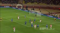 Vượt qua Monaco, Juventus Turin lọt vào bán kết sau 12 năm
