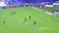 Nolito bất ngờ mở tỉ số 1-0 cho Celta Vigo trước Real Madrid