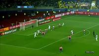 Rojo mở tỉ số cho Argentina trước Paraguay