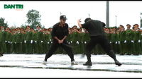 Chiêm ngưỡng màn võ thuật của CSCĐ Việt Nam bảo vệ IPU